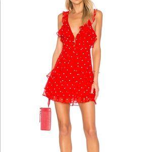 For Love and Lemons Analisa Dress